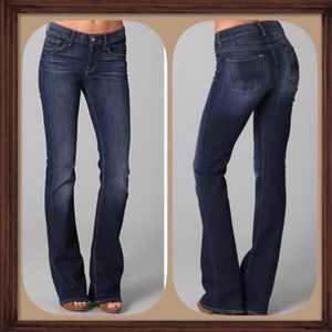 7 for all Mankind flared jeans size 25